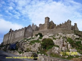 Rock of Cashel, Rock of Cashel in Ireland, Ireland, Ireland landscape, Ireland scenery