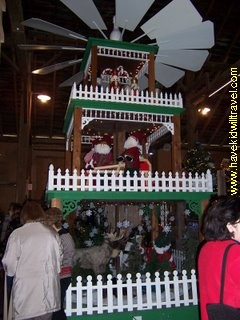 Amana Colonies, Amana Colonies at Christmas,