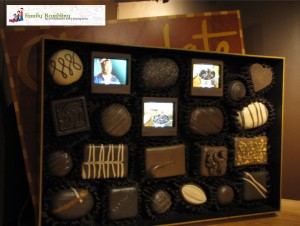Chocolate Box Televisions Chocolate Exhibition