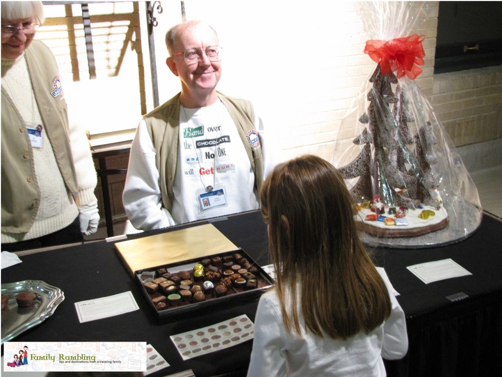 Chasing Chocolate: The Chocolate Exhibition at Union Station, Kansas City, Missouri