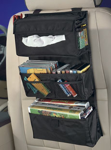 5 Great Items to Keep Your Car Organized During Roadtrips