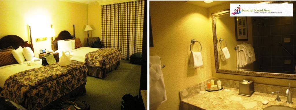 Room at Gaylord Opryland Hotel