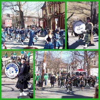 Boston St. Patricks Day Parade