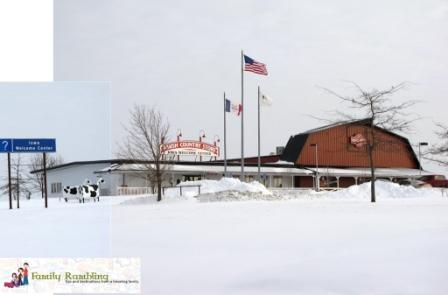 Southern Iowa Gateway Welcome Center