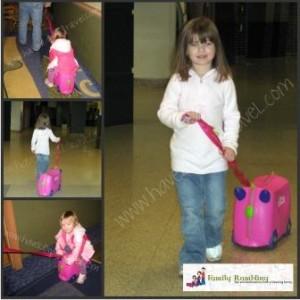 Trunki Ride-On Suitcase