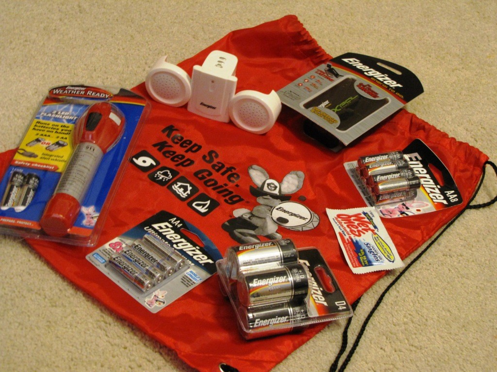 Energizer Emergency Power Kit