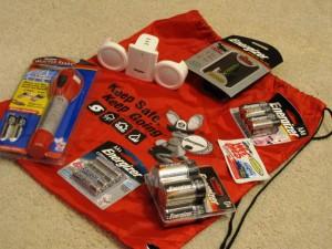 Energizer Emergency Power Kit