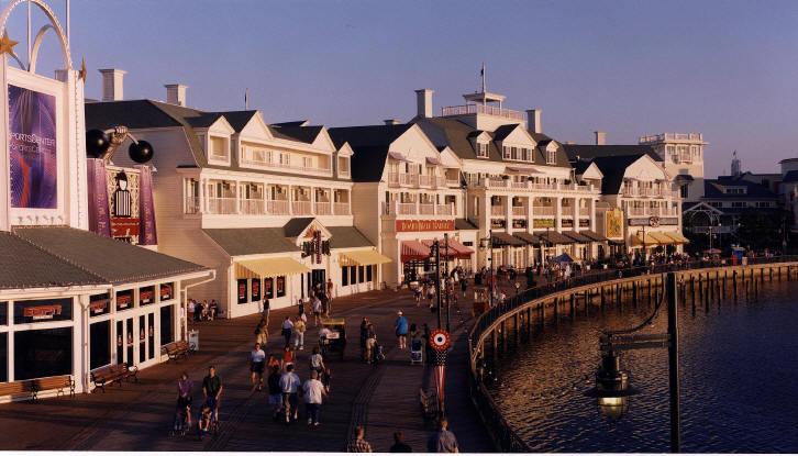 Disney Boardwalk Inn (courtesy of Walt Disney World)
