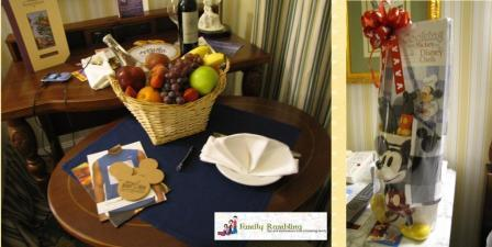 Fruit Basket and Cooking with Mickey