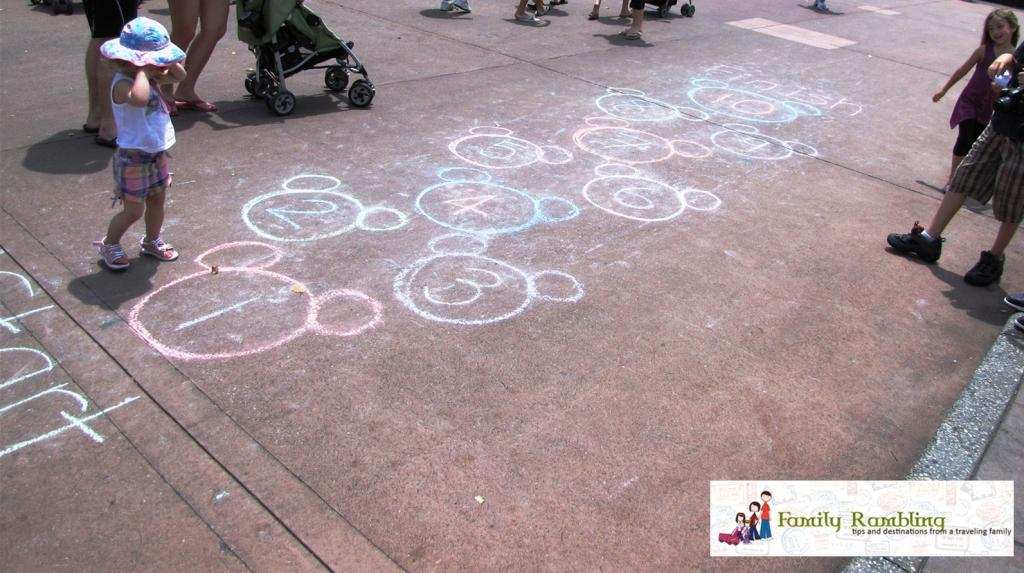 Hopscotch in the United Kingdom, Epcot