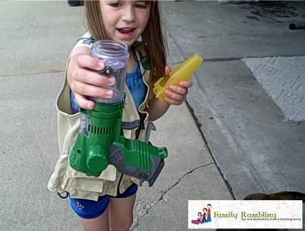 Backyard Safari Outfitters Bug Vacuum