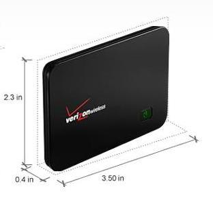Verizon Wireless mifi