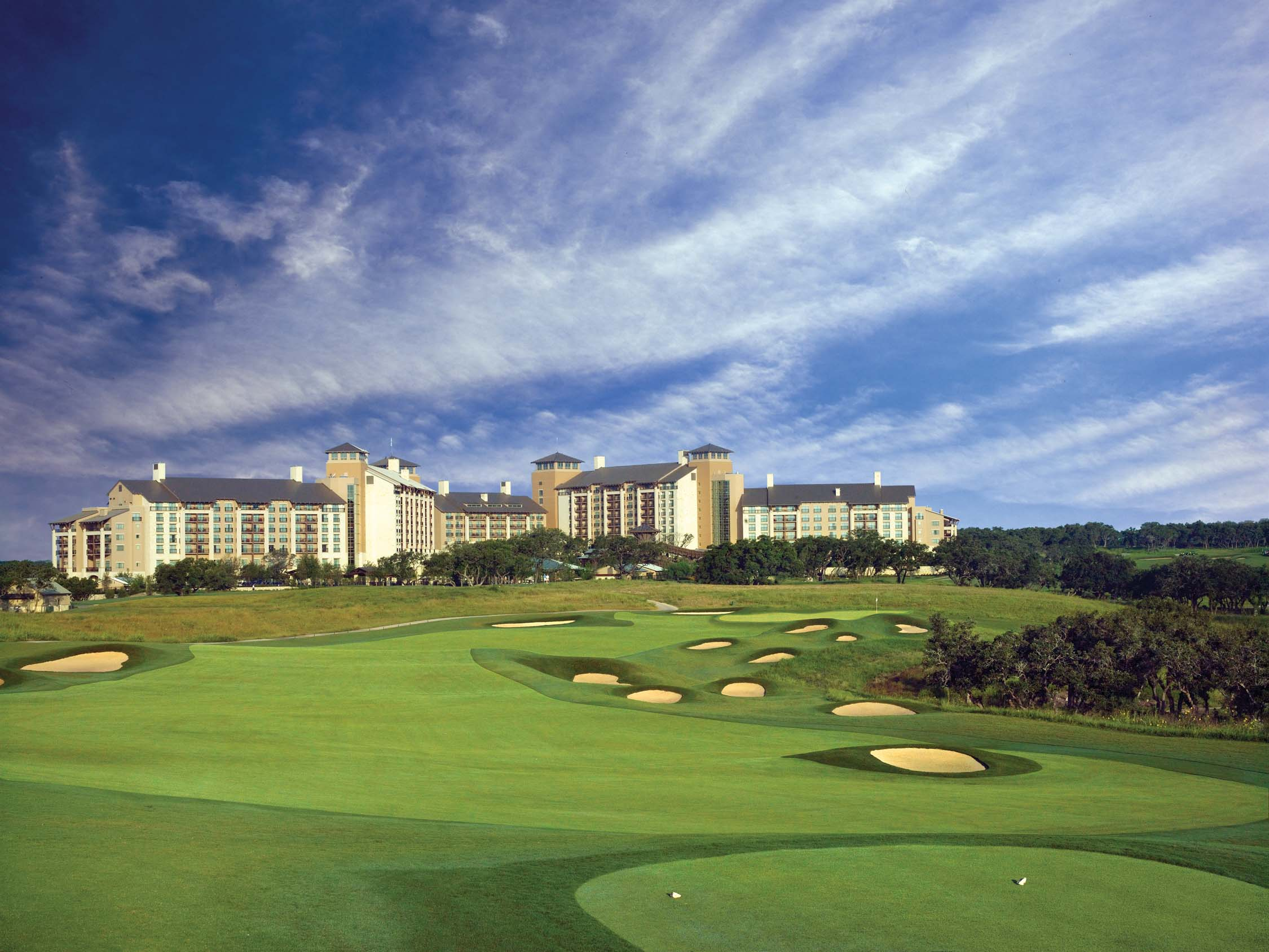Jw Marriott Hill Country Resort And Spa