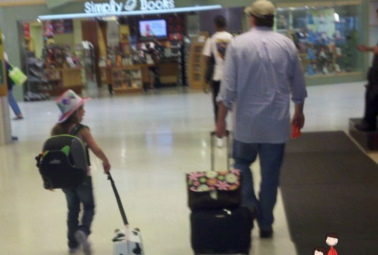 Choosing Luggage for Family Travel