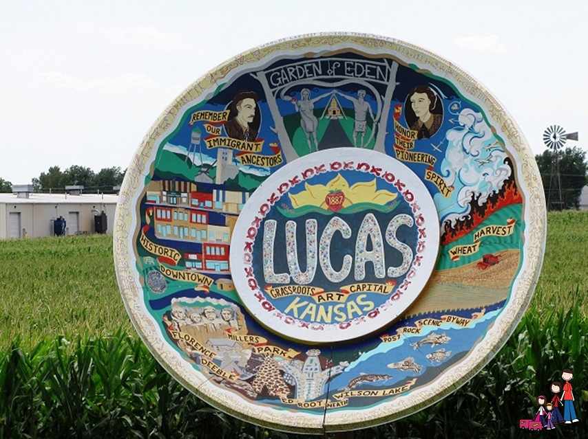 Lucas, Kansas May be the Most Unique Town in America