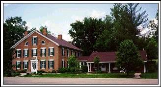 mason house inn, Bentonsport, Iowa