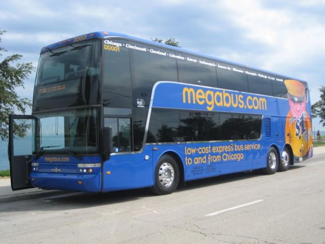 Mega Bus Chicago