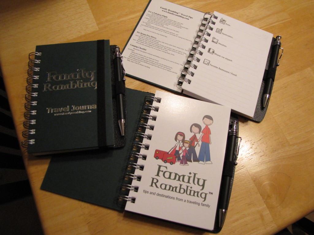 Family Rambling Travel Journal
