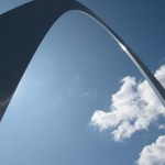 The Magnificent Gateway Arch, St Louis
