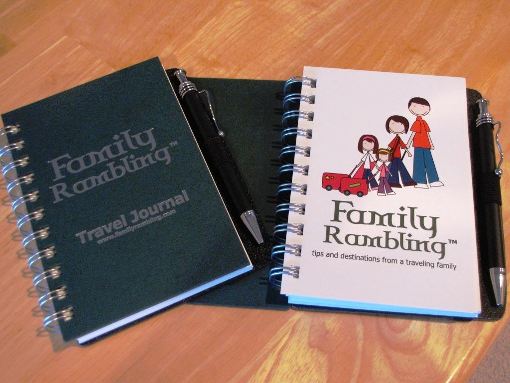 Family Rambling Travel Journal