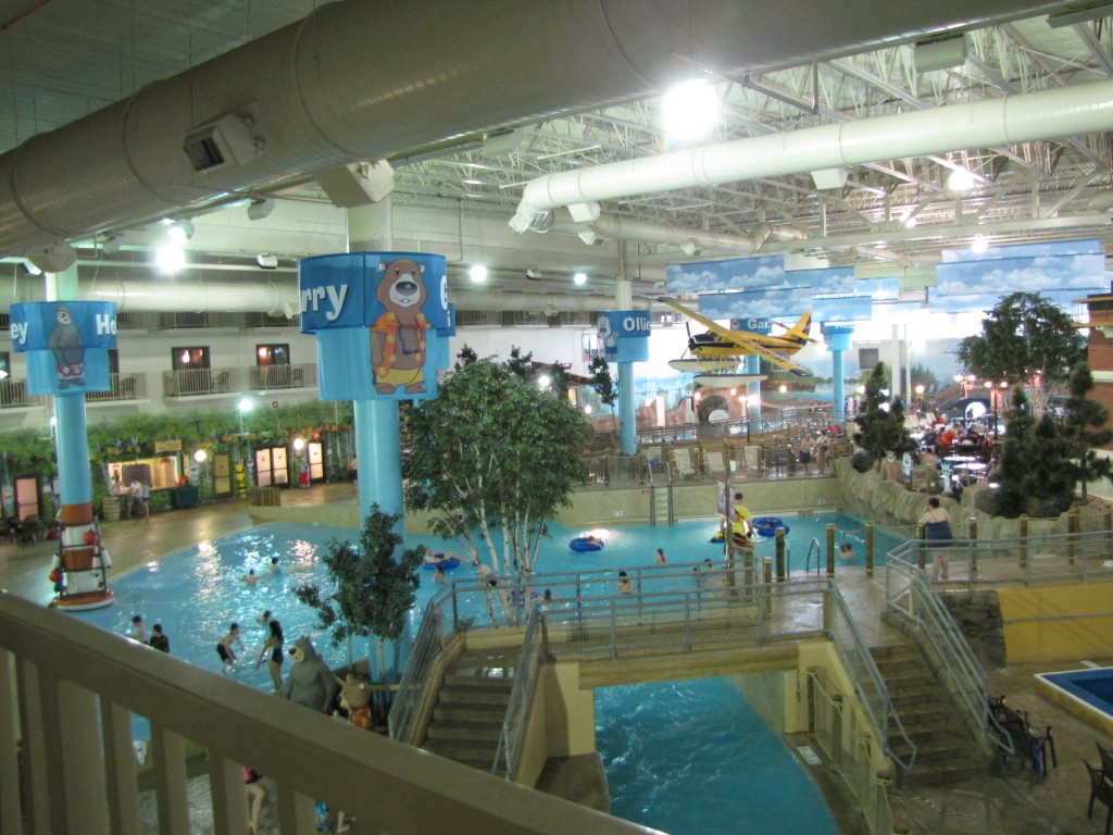 Of Kids and Waterparks