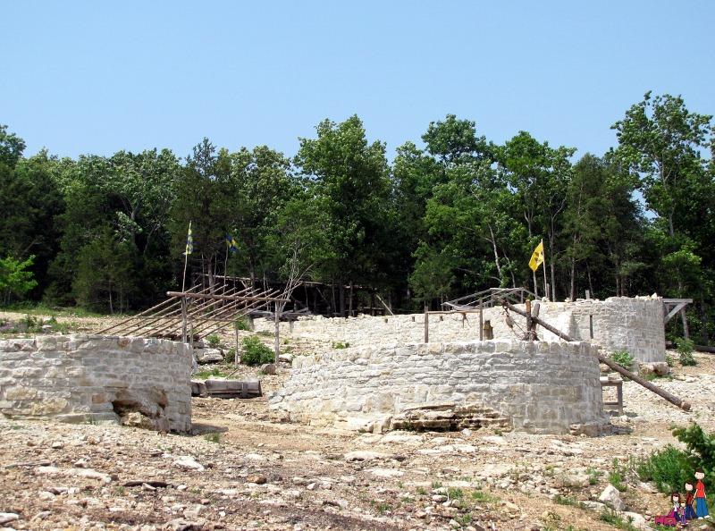 Ozark Medieval Fortress