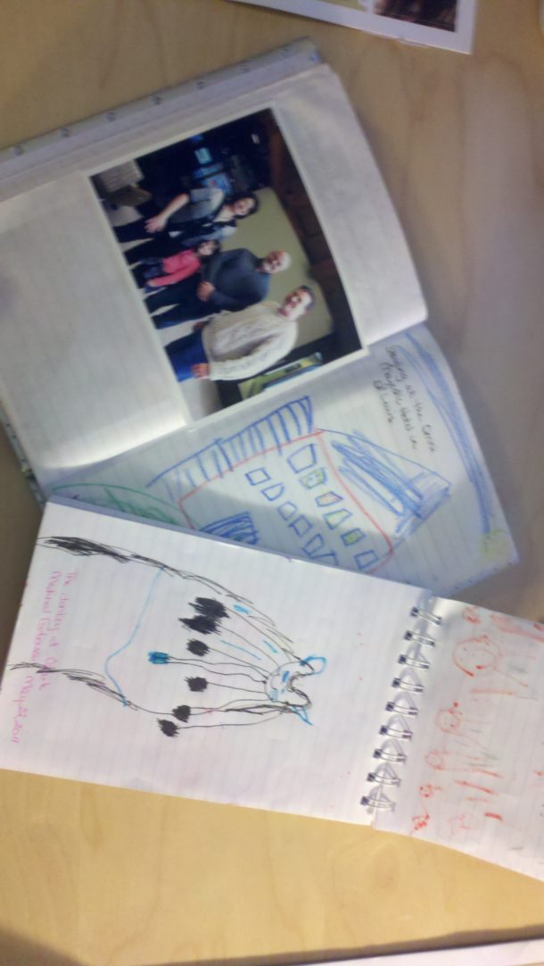 Family Travel Tip: Have Kids Keep a Travel Journal