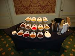 Build Your Own Sundae Bar at Omni Hotels