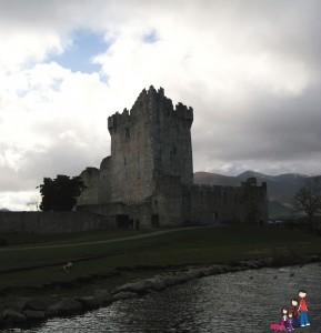 Ross Castle, Killarney, County Kerry, Ireland