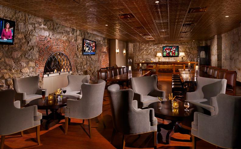 The Cave Omni Mount Washington Resort