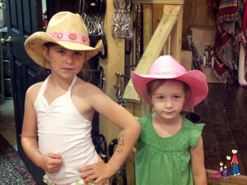 Fabulous Cowgirl Hats, Fort Worth Stockyards