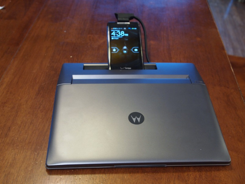 Moto Lapdock and DroidRAZR