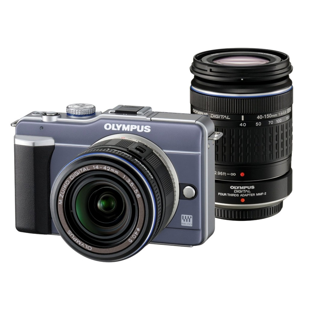 Great Travel Camera: The Olympus PEN