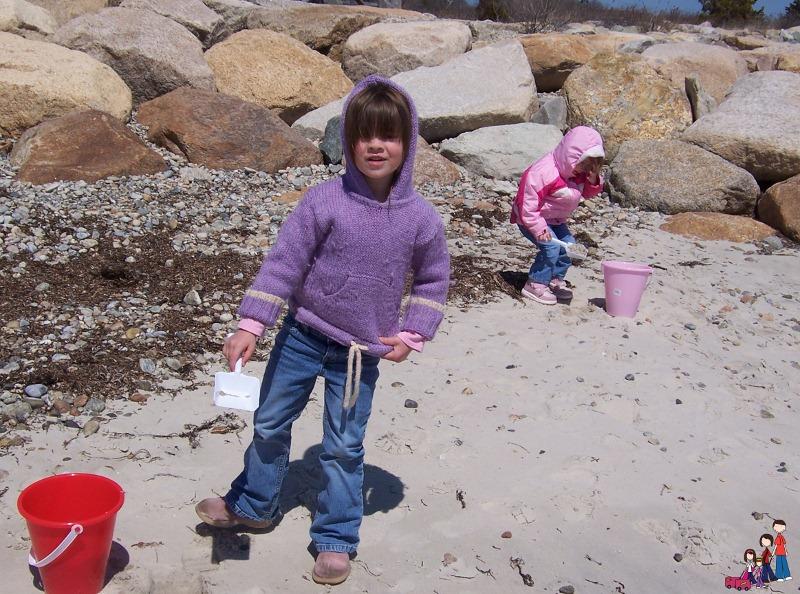 Cape Cod, Falmouth, Easter 2009