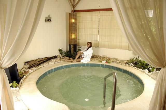 Do family-friendly spa breaks exist?