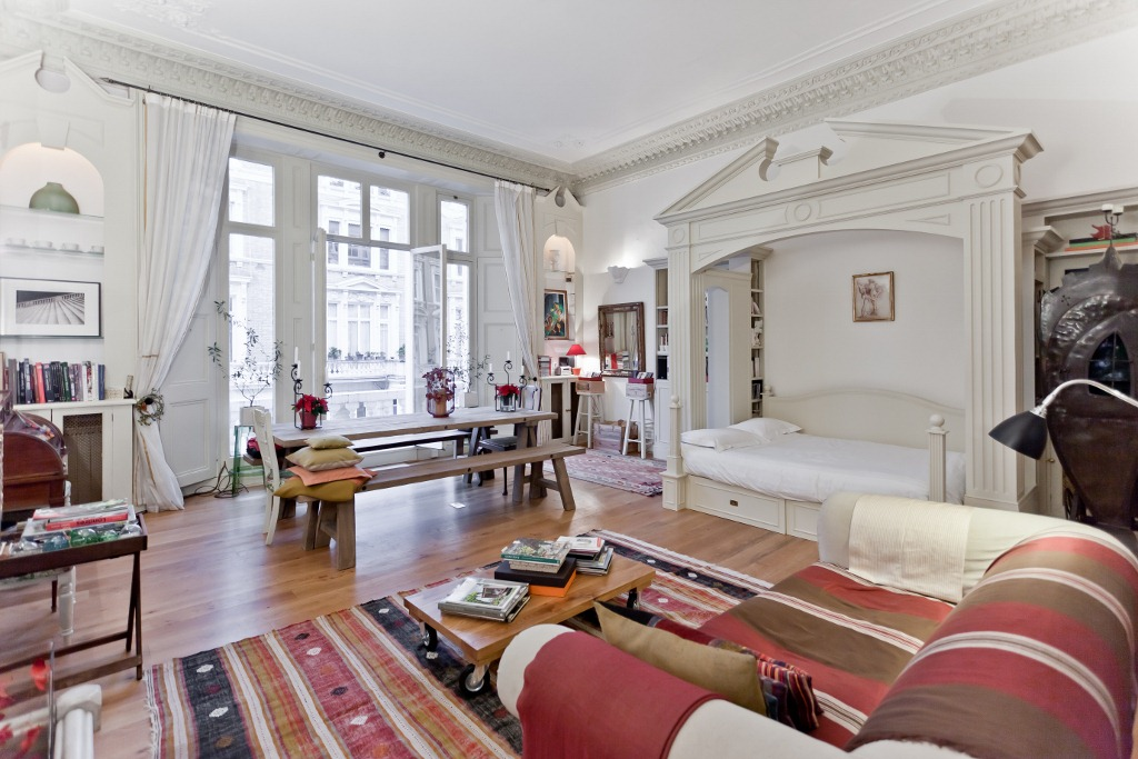 Funky Apartment in Notting Hill