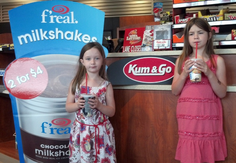 Excited to Partner with Kum & Go This Summer