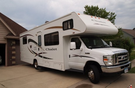 Class C RV from Road Trip RV Adventures