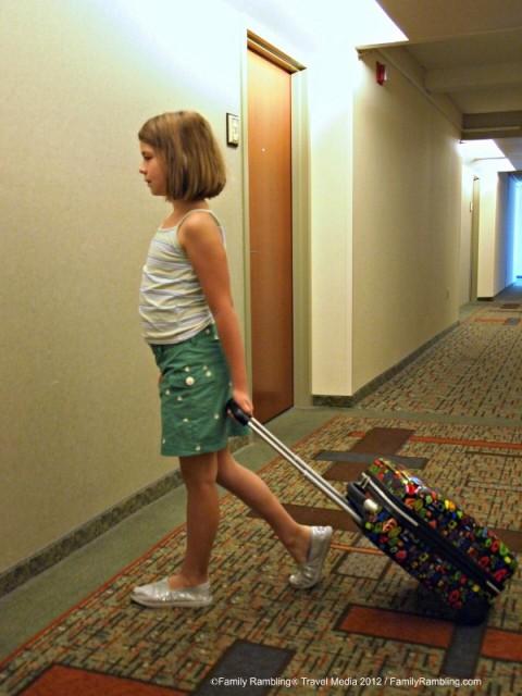 tween luggage-kids luggage- Trendy Kid