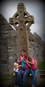 Clonmacnoise, Ireland High Cross