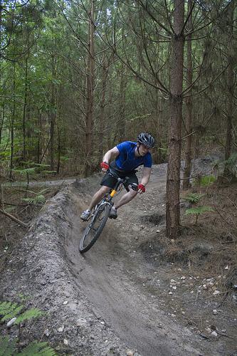 Mountain Biking Swinley Forest