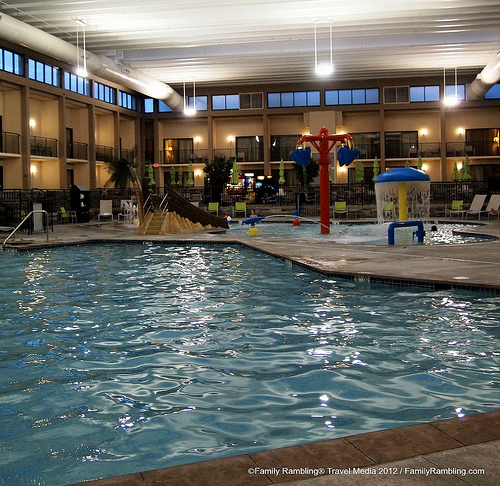 Fun family hotel near Mall of America; Best Western Plus Bloomington