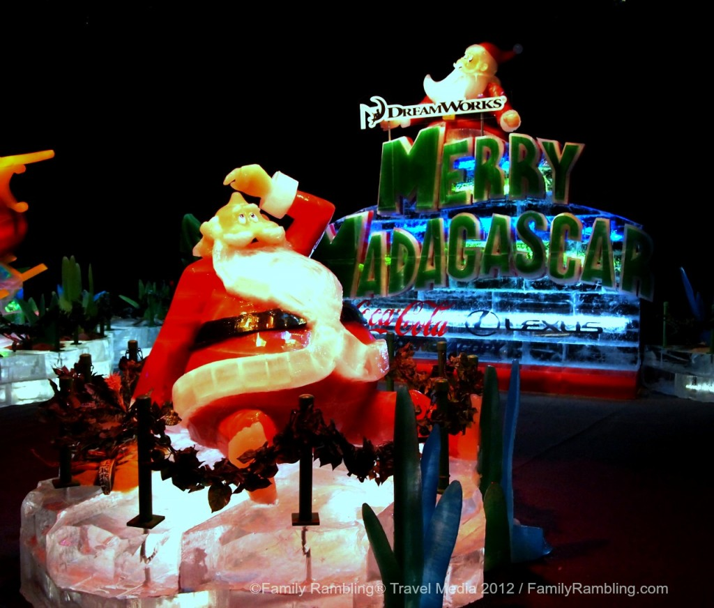Merry Madagascar at the Gaylord Texan