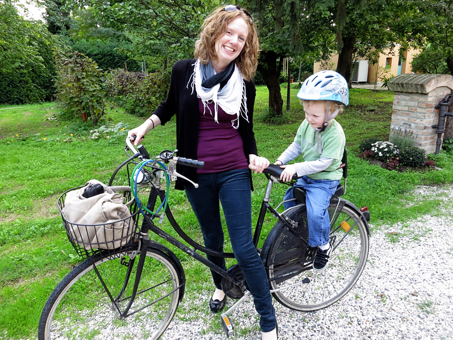 Biking with Toddlers: Find a New Way to Explore Italy