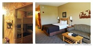 Kids Camp Room at Great Wolf Lodge, Grapevine, TX