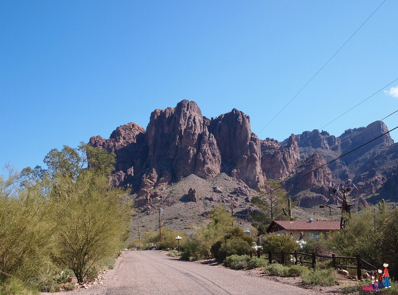 Superstition Mountains, Apache Junction, Arizona