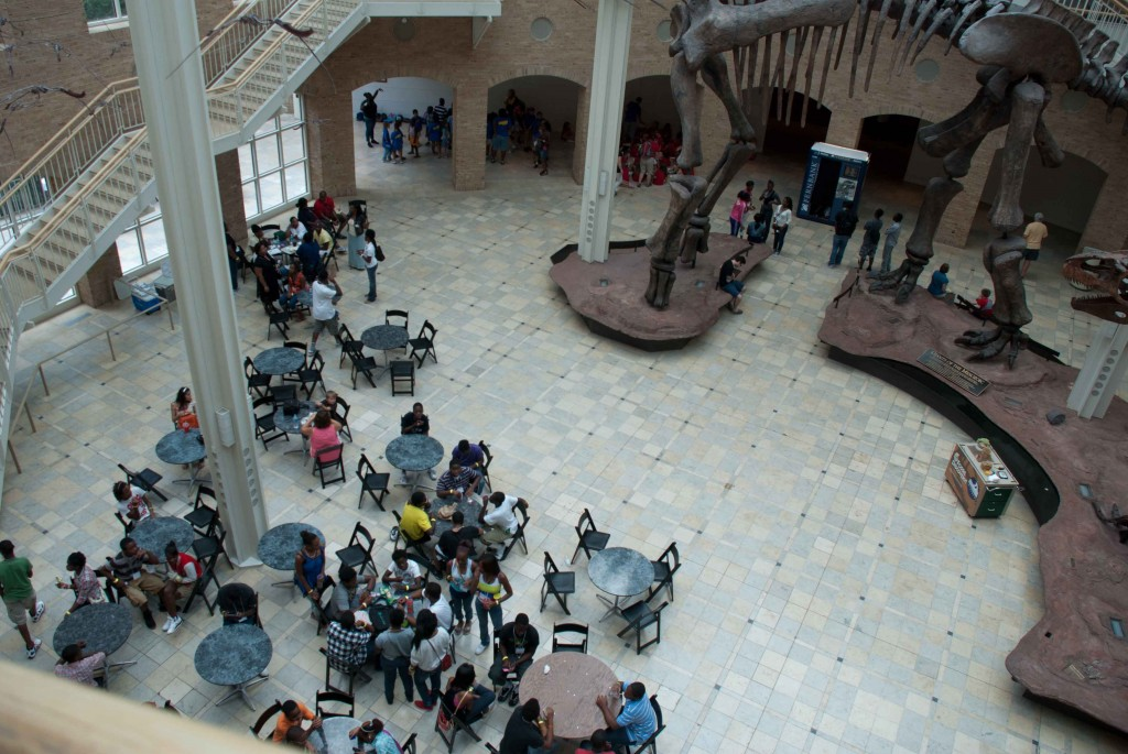 Fernbank Museum Grand Hall