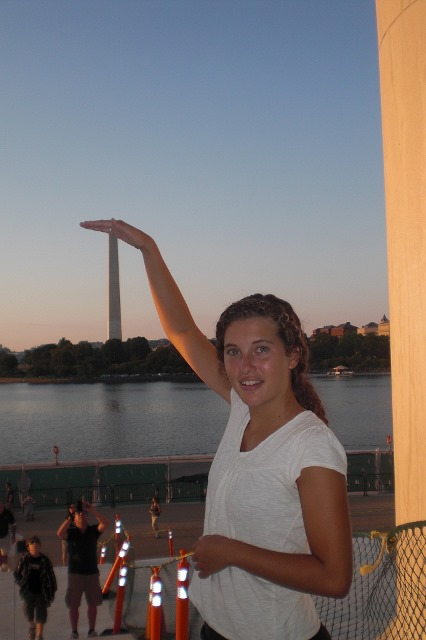 Visiting the National Monuments of Washington, D.C.