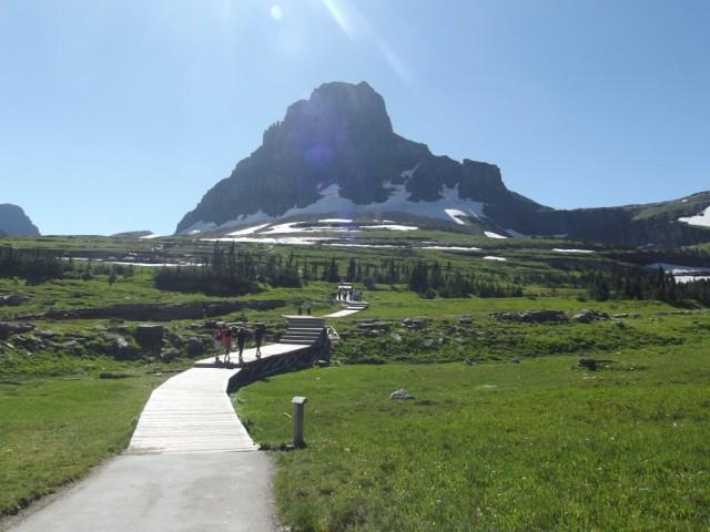 Hidden Lake Nature Trail, Glacier National Park, Montana