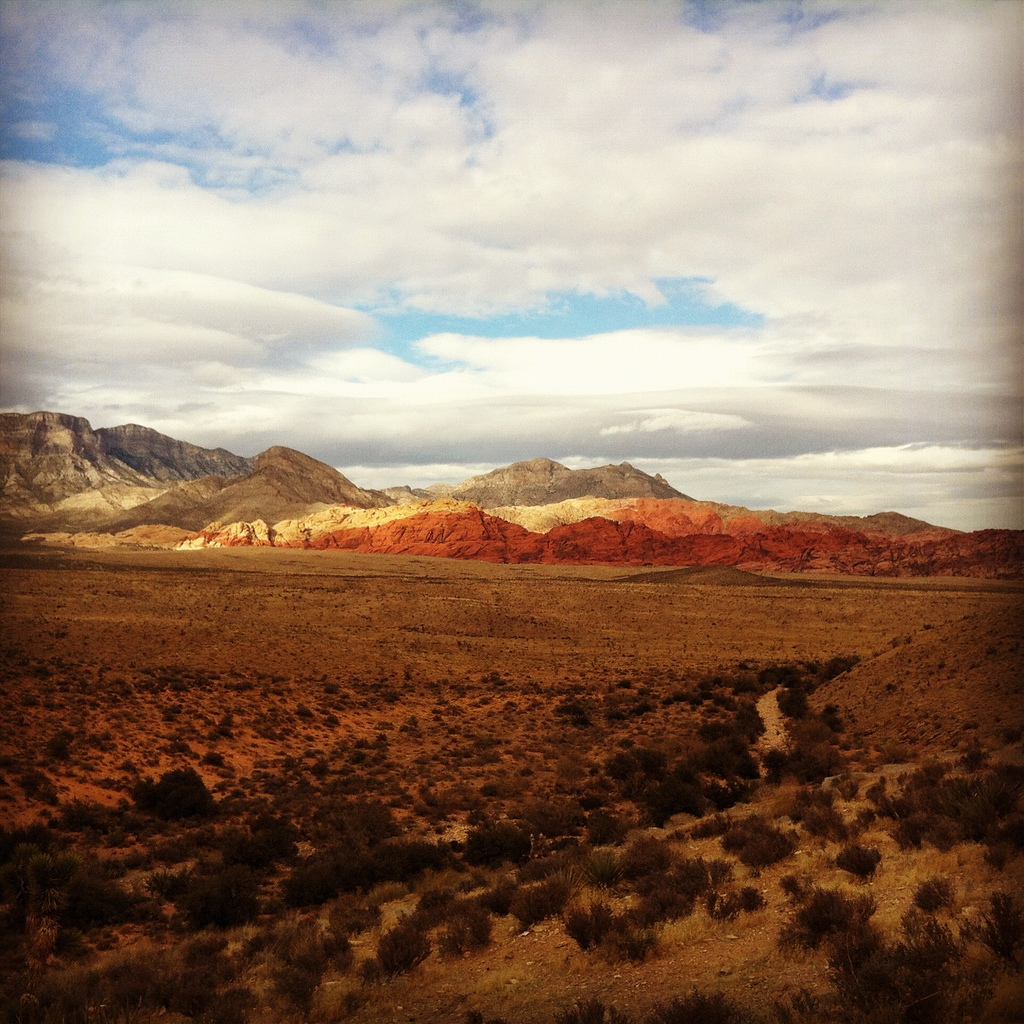 Exploring Red Rock Canyon with Kids